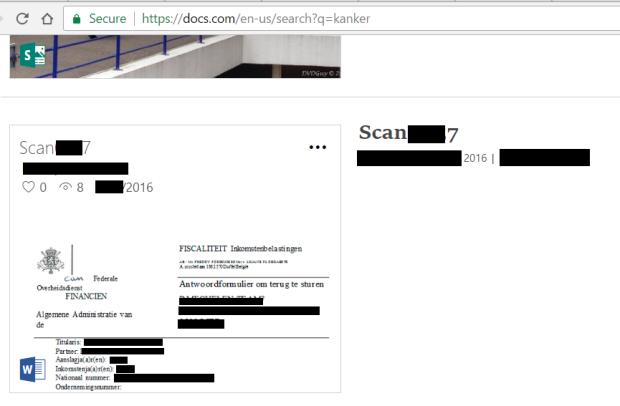 docs com kanker search